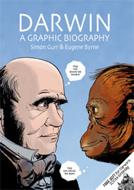 Darwin: a graphic biography (Simon Gurr).
